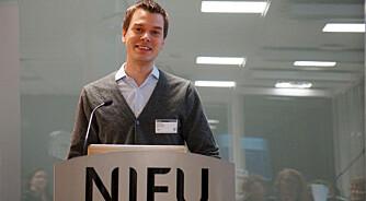 Forsker Martin Flatø ved Folkehelseinstituttet.