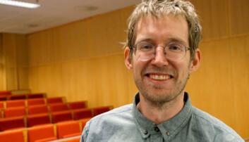 Forsker Mikkel Høst Gandil har forsket på inntaksmodeller i høyere utdanning.