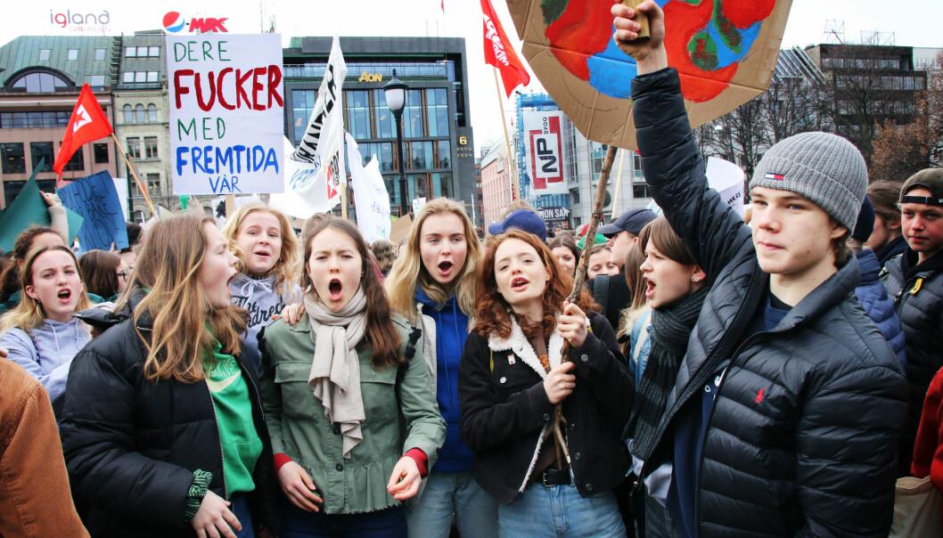 I fjor vår streiket 40.000 norske elever for klimaet. Nå må også lærerne bli med, skriver Ingebjørg Lundevall.