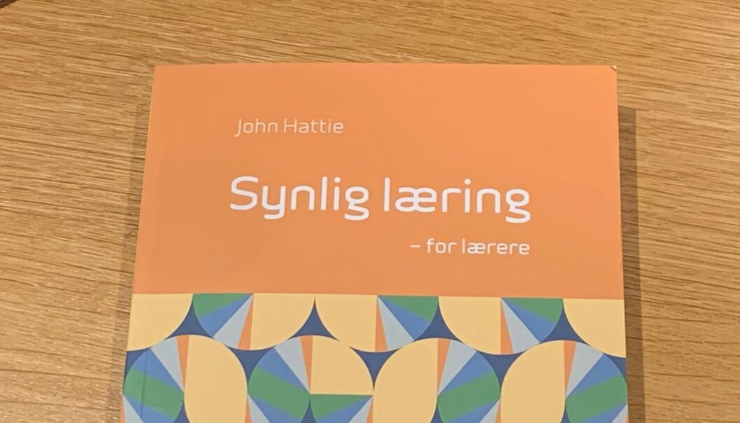 – John Hatties prosjekt er ambisiøst, men det har en lang rekke metodiske problemer, skriver Jacob Klitmøller og Klaus Nielsen.