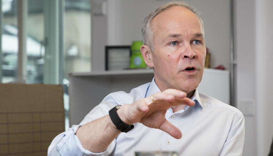 Kunnskapsminister Jan Tore Sanner (H).
