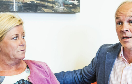 Fleire peikar på Sanner som ny finansminister