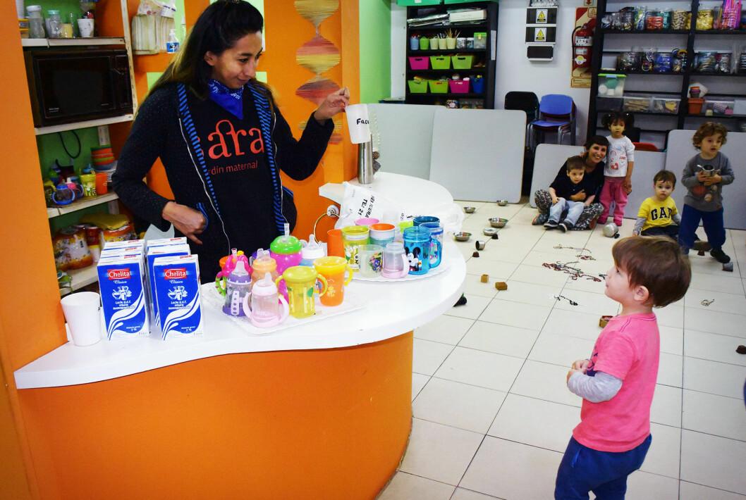 Barnehage i Argentina