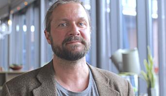 Leder i Utdanningsforbundet Troms, Thomas Nordgård.