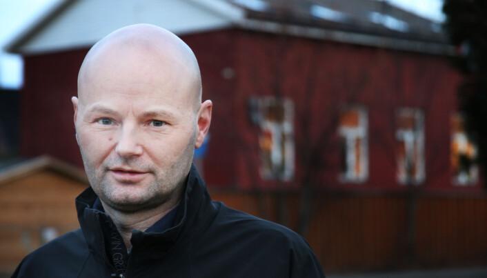 Terje Morstøl. Foto: Jørgen Jelstad.