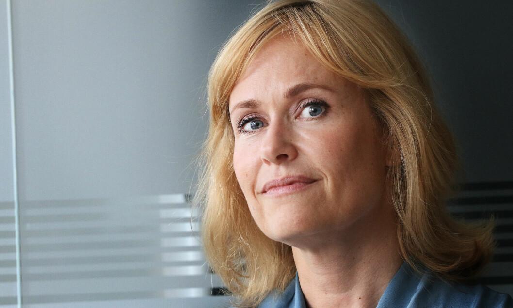 PBL-direktør Anne Lindboe.