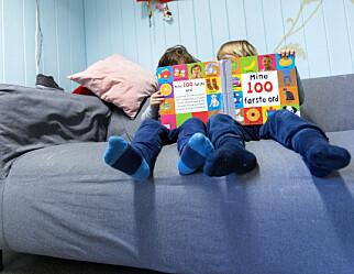 Barnehager får plikt til å kartlegge barns norskkunnskaper