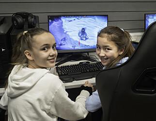 På Revheim skole spiller elevene seg til læring i eget gamingrom