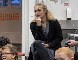 Mathilde Tybring-Gjedde (H):Negativ til at nasjonale prøver brukes til rangering av skoler i media