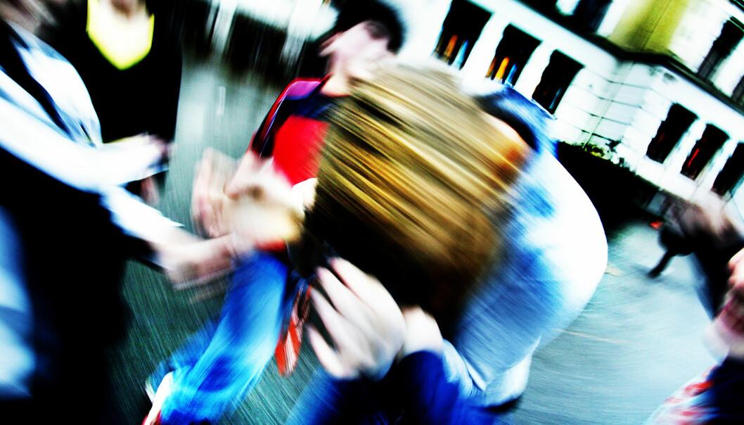 Ifølge Utdanningsetaten i Oslo er det mest utagering på barneskolen.