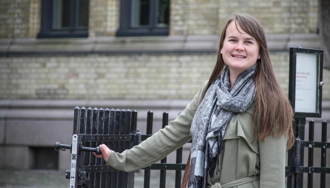 Marit Knutsdatter Strand mener prøvepresset i skolen må ned.