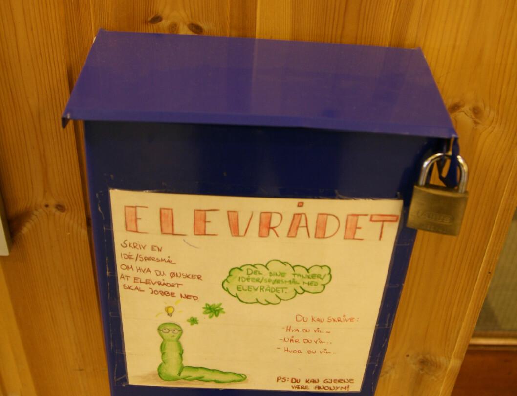 I dag fungerer elevrådene som et formelt organ ved enhver norsk grunnskole og videregående skole.
