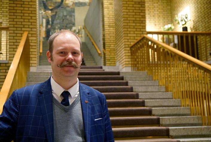 Bjarne Rode ga et innblikk i hvorfor han mener karakterbasert inntak passer dårlig i Troms og Finnmark