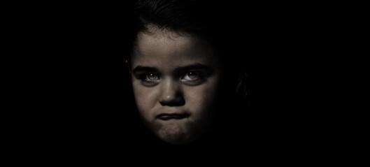 1 av 20 barn har opplevd overgrep
