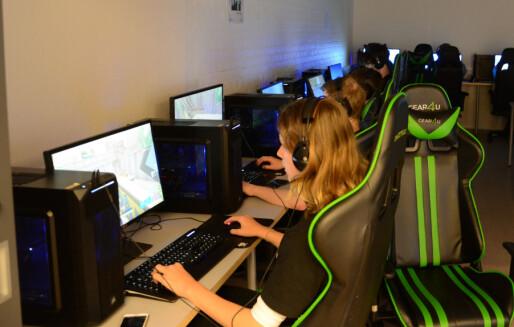 Gaming bør bli pensum på skolen