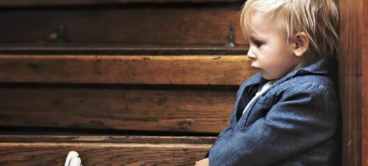 Kjenneteikn på seksuelle overgrep mot barn