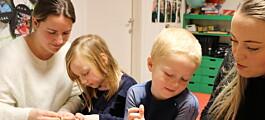 Ansatte spesialpedagog i alle barnehagene i Færder – antallet henvisninger til PPT stuper