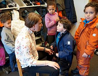 Barnehageleder:– Økt bemanning er viktigere enn å få nye kartleggingsverktøy