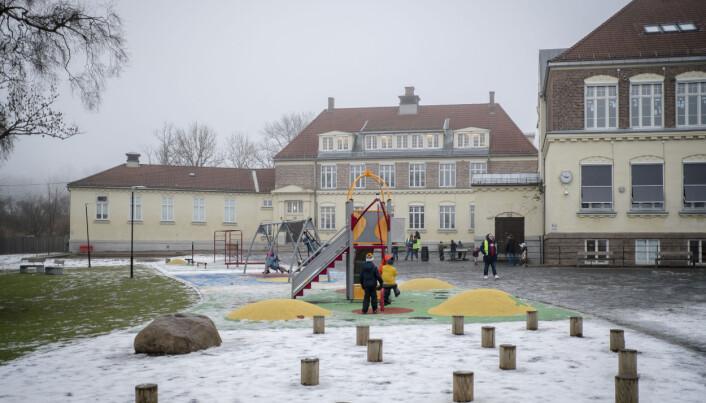 Tåsen skole i Oslo.