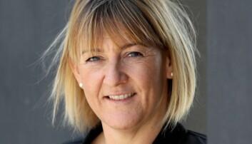 Karianne Sørtveit, UDF-leder i Kristiansand.