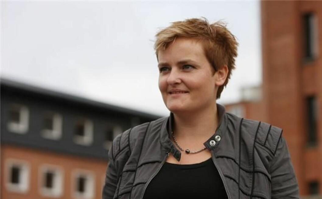 Danmarks utdanningsminister Pernille Rosenkrantz-Theil vil forbedre nasjonale prøver.
