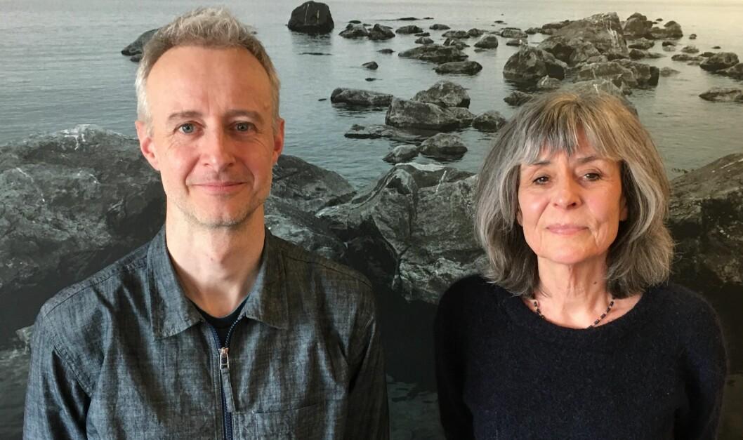 Jostein Andresen Ryen og Astrid Roe.