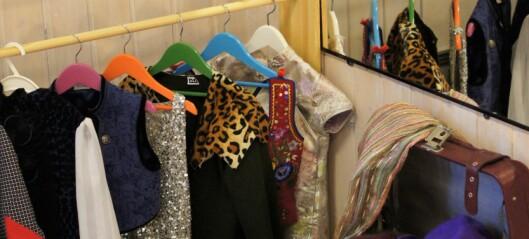 Lag magiske gjenbrukskostymer til barna