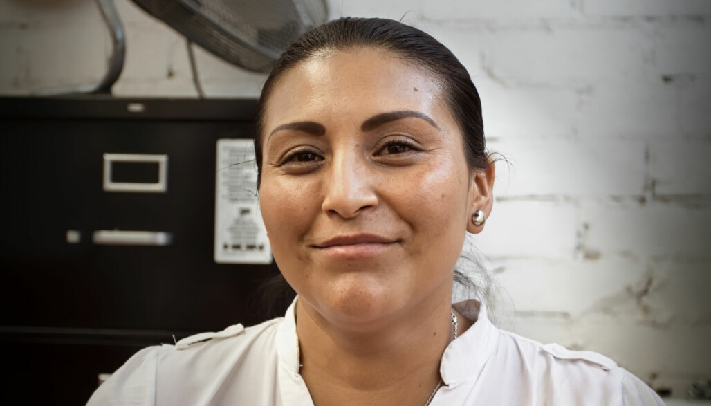 DAGLIG LEDER: Barna som blir stimulert i barnehagen, er tryggere, mer uavhengige og de har et svært godt utviklet språk, sier daglig leder Elisabeth López Magaña i den mexicanske barnehagen Colegio María Elena Chanes.
