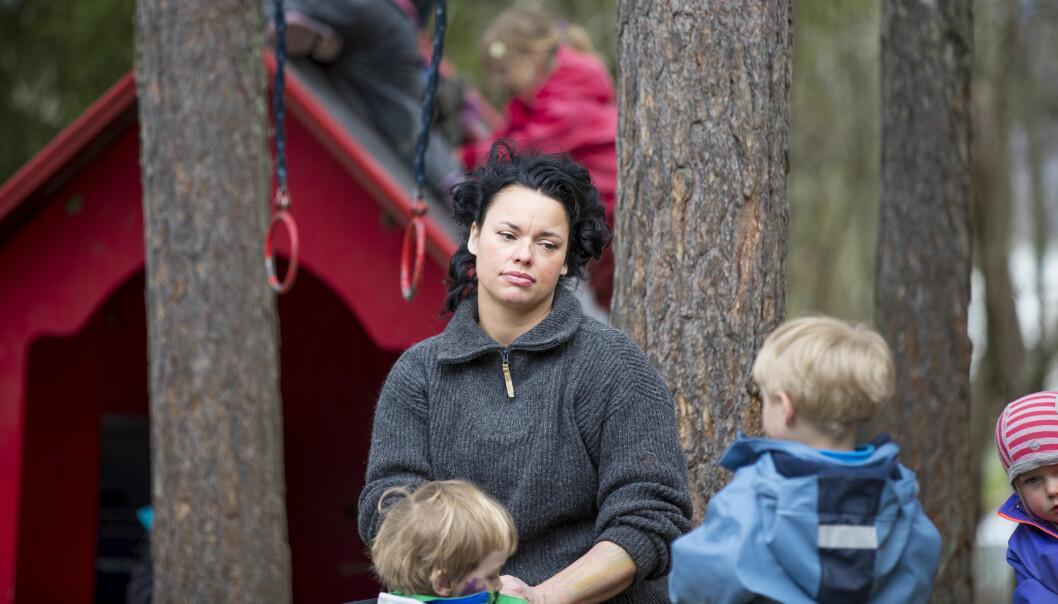 Palma Kleppe tror foreldrene vet mer om bemanningsproblemer i barnehagene enn før.