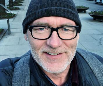 Frank Ertesvåg. Foto: Privat.