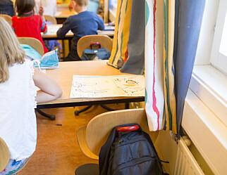 Korona-viruset: Osloskolene får beskjed om å gjennomføre føre-var-tiltak