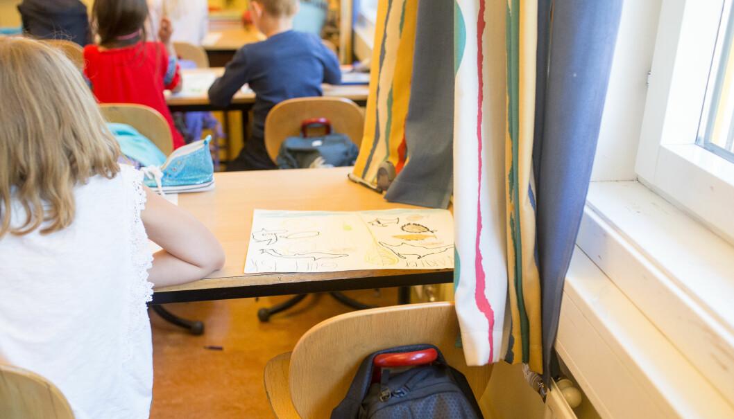 Syke elever i Osloskolen bes holde seg hjemme i forbindelse med Koronaviruset