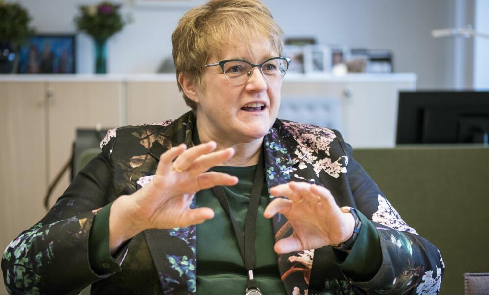 Kunnskapsminister Trine Skei Grande (V).