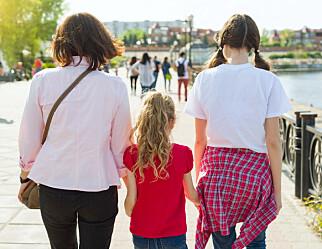 Barn må gjenkjenne sin familieform i det barnehagen presenterer