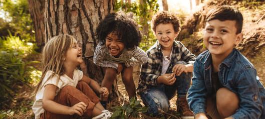 Debatt: – Jeg ønsker meg barnehager der flerkultur ikke handler om at vi henger opp flagg eller spiser eksotisk mat