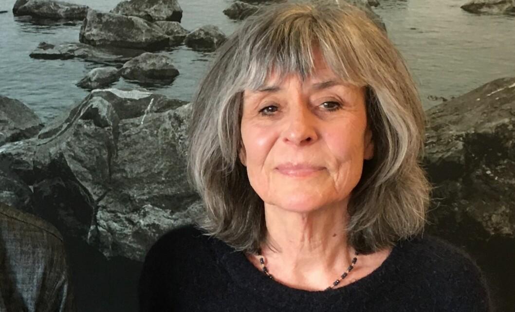 Seniorforsker Astrid Roe.