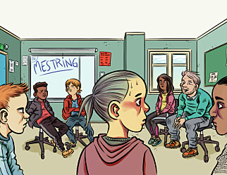 Psykologer advarer: Livsmestrings-opplegg i skolen minner om gruppeterapi