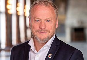 Byrådsleder Raymond Johansen.