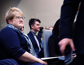 Trine Skei Grande ferdig som kunnskapsminister