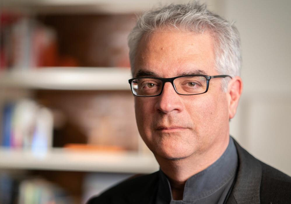 Nicholas Christakis, samfunnsforsker og lege ved Yale University.