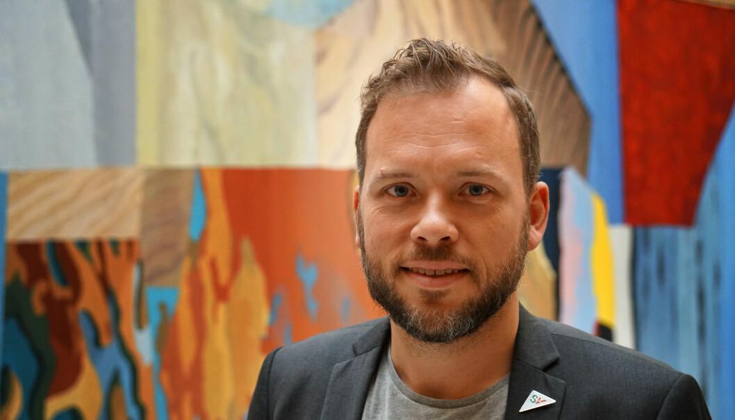 Audun Lysbakken.