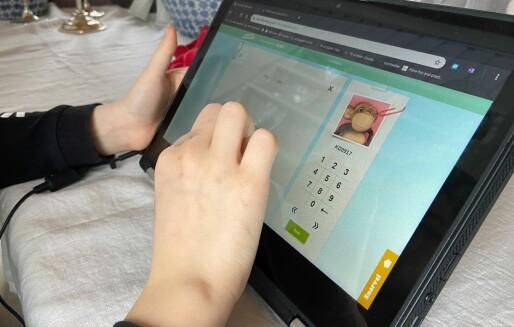 Digital undervisning byr på utfordringer for skolenes nettsider
