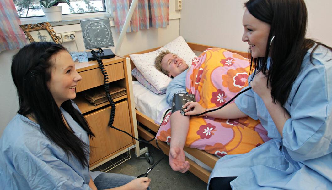 Helse- og oppvekstfag er det mest populære yrkesfaget, viser søkertallene til videregående opplæring.