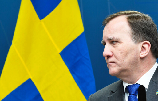 Svenske videregående skoler og høyere utdanning anbefales stengt