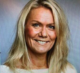 Nina Liholm, rektor ved Trasop skole.