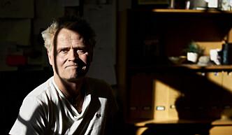 Kan gå lenge til han ser alle elevene igjen tror Sten Frode Solvang.