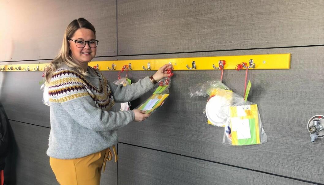 Styrer i Finnvika barnehage, Sylvi Anita Oldervik Johansen.