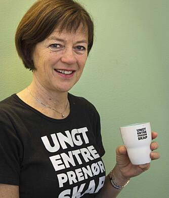 Ingeborg Nykkelmo har byttet ut VM og toppidrett med ungdomsmesterskap i bedriftsfag.