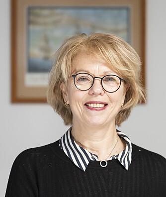 Elin Stavrum er rektor på Etterstad videregående.