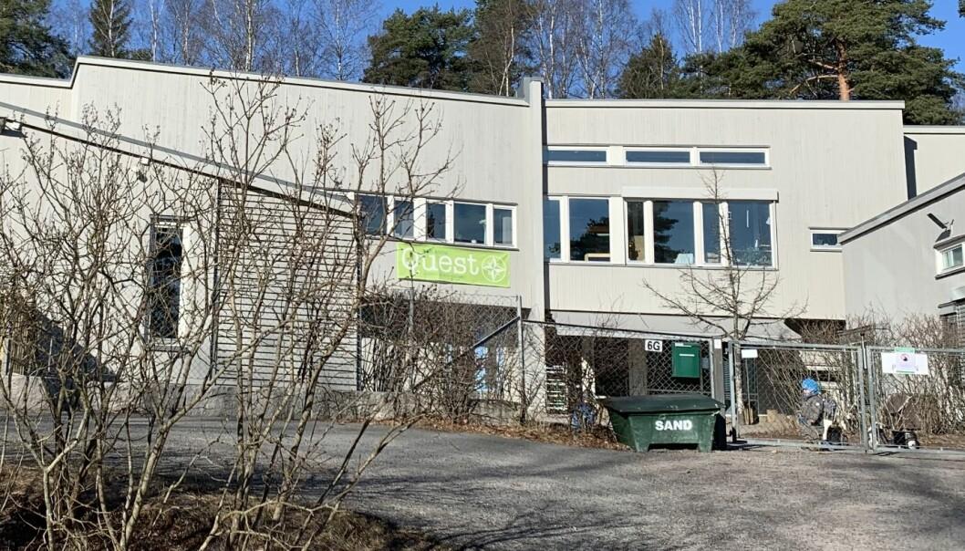 Norlandia Gaustadskogen barnehage.
